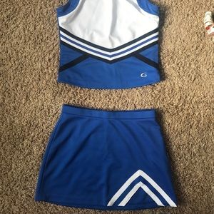 Cheer Uniform Costume
